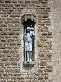 St Christopher's Church, Farnham Lane, Haslemere (June 2015) (Carving).JPG