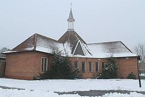 Birchwood, Lincolnshire - Image: St Luke's Church, Birchwood, Lincolnshire