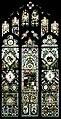 St Mary's church - east window - geograph.org.uk - 1363709.jpg