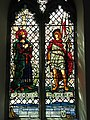 St Mary's church - stained glass window - geograph.org.uk - 781912.jpg