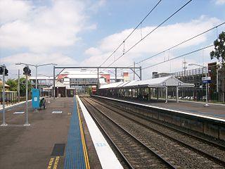 St Marys railway station, Sydney
