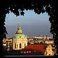 St Nicholas' church in Prague.jpg