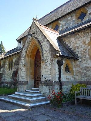 St Peter's Church, Wrecclesham