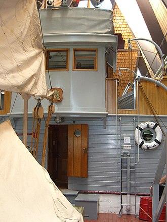 St. Roch (ship) - Image: St roch vancouver 1
