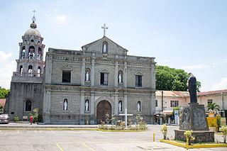 Santa Rosa de Lima Parish Church Church in Laguna, Philippines