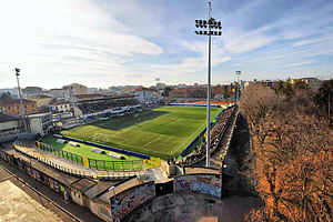Stadio Silvio Piola (Vercelli) - Image: Stadio Silvio Piola