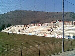Vrapčići Stadium - Image: Stadionfkv