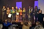 Stadtkulturpreis Hannover 2013 (175) Applaus nach der Vergabe des Sonderpreises, den Repräsentanten für herausragendes bürgerschaftliches Engagement.jpg