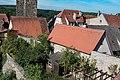 Stadtmauer bei Röderschütt 4 Rothenburg ob der Tauber 20190922 001.jpg