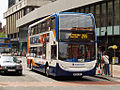 Stagecoach in Manchester bus 19244 (MX08 GMF), 25 July 2008.jpg