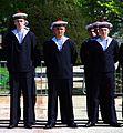 Stagiaires de la Préparation militaire marine portant la tenue 22 bis.jpg