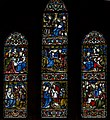 Stained glass window, Christ church, St Leonards, East Sussex (16052548410).jpg