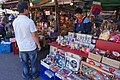 Stand selling Toys and Offering next to the square of Dajia Jenn Lann Temple, Taichung.jpg
