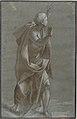 Standing Male Draped Figure With His Hands Raised. MET 2004.292.jpg