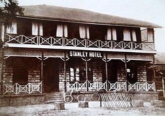 Stanley Hotel, Nairobi - Stanley Hotel (c. 1904)