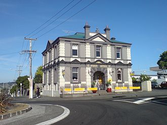 Onehunga - The former post office.