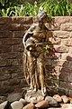 Statue, Italian Garden, Suntrap - geograph.org.uk - 443716.jpg