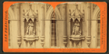 Statue of Charity on the Masonic Temple, corner Post and Montgomery Streets, San Francisco, from Robert N. Dennis collection of stereoscopic views.png