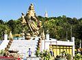 Statue of Guanyin - near Mae Faluang University.jpg