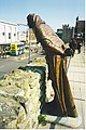 Statue on Southampton City Walls - geograph.org.uk - 265461.jpg