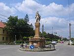 Statuia Sf.  Florian Jimbolia.jpg