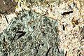 Staurolite garnet schist 3mm xp 2007.jpg