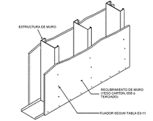 wall stud - Metal Wall Framing