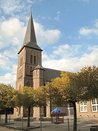 Steenwijk - Image: Steenwijk, de Clemenskerk RM508643 foto 8 2013 04 28 18.31