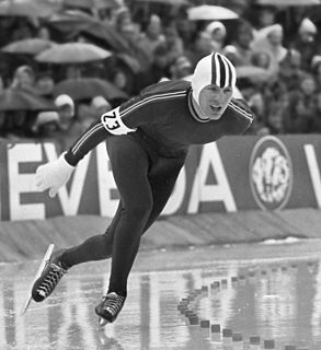 Sten Stensen speed skater