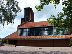 Iglesia de Stengård (1961-1962)