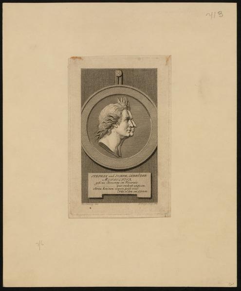 File:Stephan und Joseph, Gebrüder Mongolfier (sic), geb. zu Annonay im Vivarais LCCN2002724843.tif