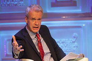 Stephen Sackur - Image: Stephen Sackur, Journalist & Presenter (17167554681)