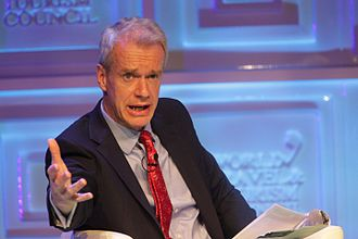 HARDtalk - Image: Stephen Sackur, Journalist & Presenter (17167554681)
