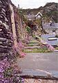Steps through Old Barmouth - geograph.org.uk - 1316023.jpg