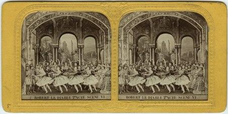 Stereokort, Robert le Diable 5, acte II, scène VI - SMV - S107a.tif