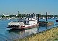 Sternwheeler Jean in North Portland Harbor in 2006.jpg