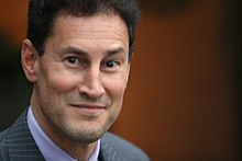 Steve Paikin at the state funeral for Lincoln Alexander.jpg