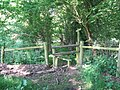 Stile in Wappingthorn Wood - geograph.org.uk - 1323823.jpg