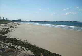 Stockton Beach New South Wales, Australia