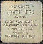 Stolperstein Böchingen Kern Joseph.jpeg