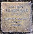 Stolperstein Duisburger Str 1 (Wilmd) Leo Hoffmann.jpg