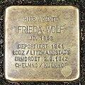 Stolperstein Frieda Wolf, Glasstraße 74, Köln-Ehrenfeld-8536.jpg