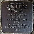 Stolperstein Göppingen, Mina Thekla Fränkl.jpg