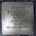 Stolperstein Gangelt Sittarder Straße 22 Ida Leopold.jpg