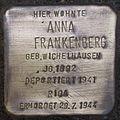 Stolperstein Höxter Corveyer Allee 5 Anna Frankenberg.jpg