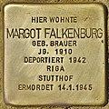 Stolperstein für Margot Falkenburg (Potsdam).jpg