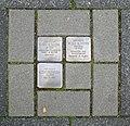 Stolpersteine Köln, Verlegestelle Theodor-Heuss-Ring 60.jpg