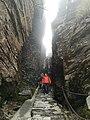 Stone steps, Mount Fanjing, Picture13.jpg