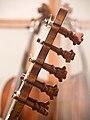 Stradivarius Guitar - 1700, headstock side, National Music Museum, Vermillion.jpg