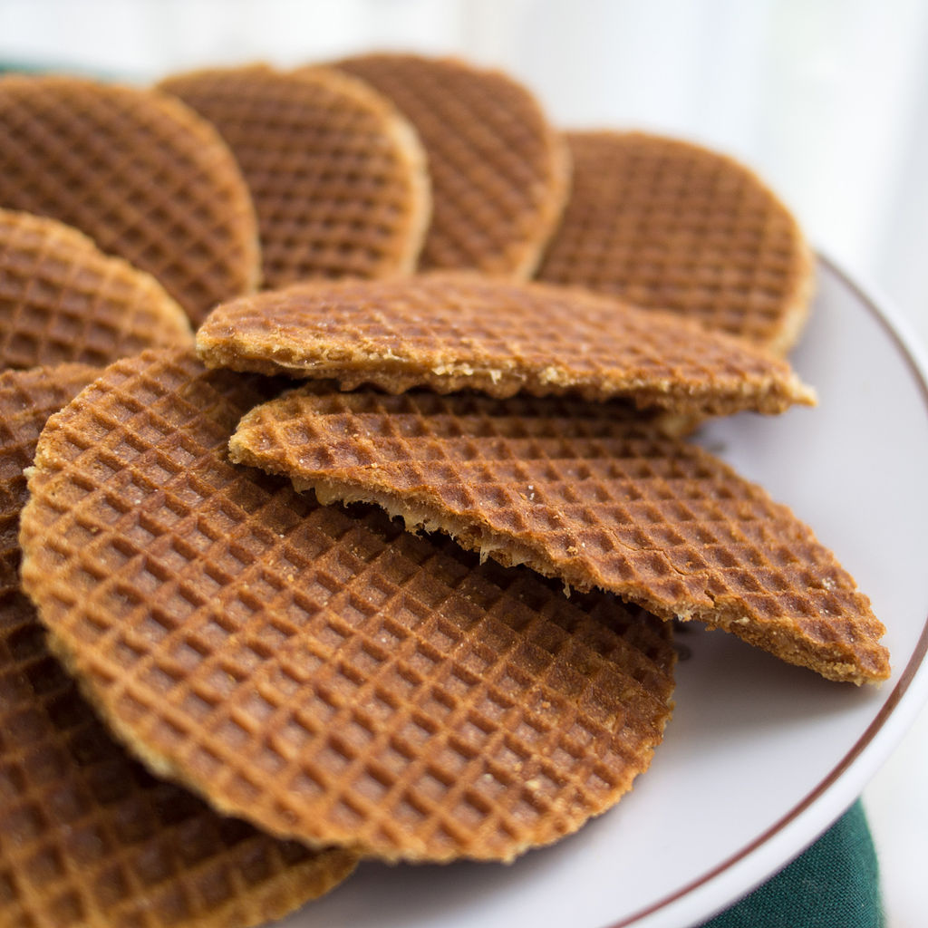 Danish Waffle